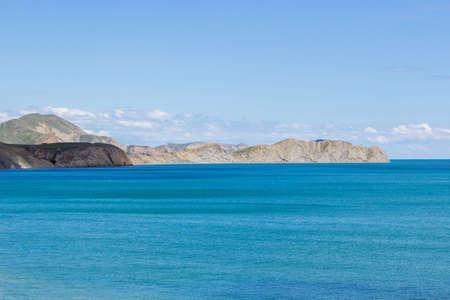 South Crimea coastline landscape