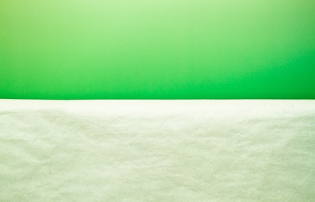 Green And White Simple Background Stock Photo