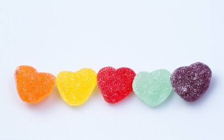concept - love is colorful Stock Photo - 11981141
