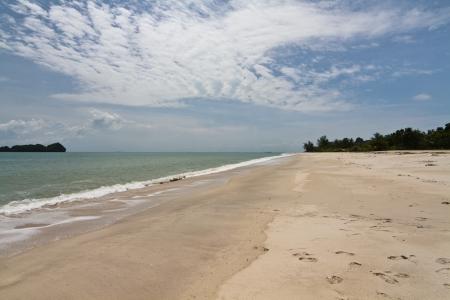 langkawi island: Beach of Langkawi Island facing Andaman Sea