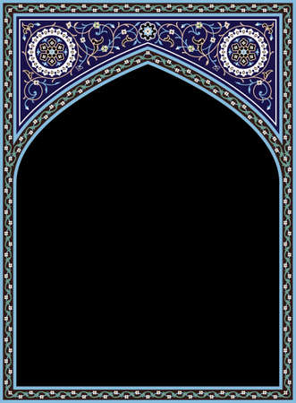 traditional: Traditional Arabic Frame