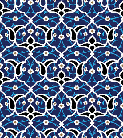 ceramic: Traditional Arabic Pattern