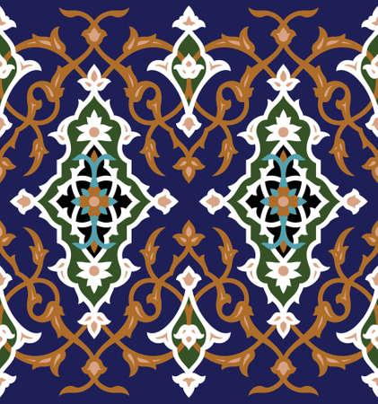 marrakesh: Design arabo tradizionale Vettoriali