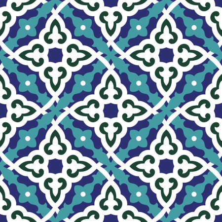 tiled: Traditional Arabic Ornament