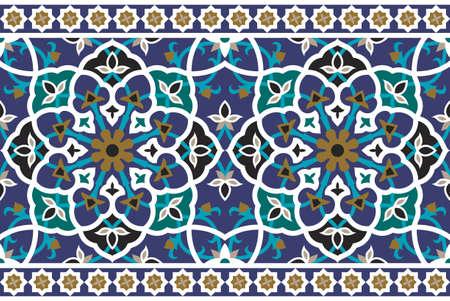 marokko: Traditionele Arabische Border