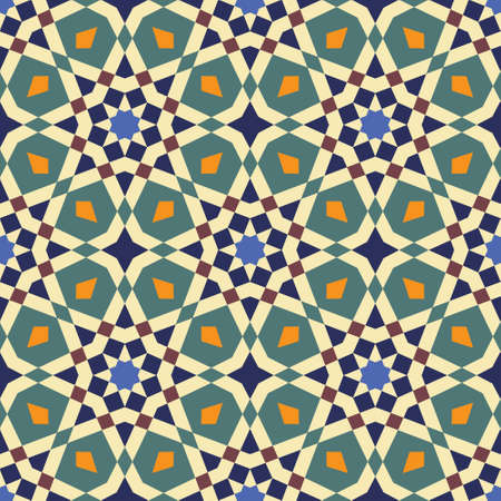 Traditional Morocco Pattern Stock Vector - 15559933