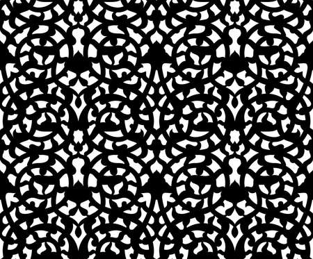 Traditional Arabic Pattern Stock Vector - 15559935