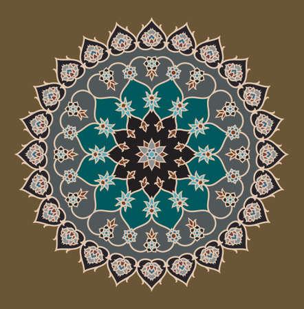 arabic architecture: Traditional Arabic Ornament