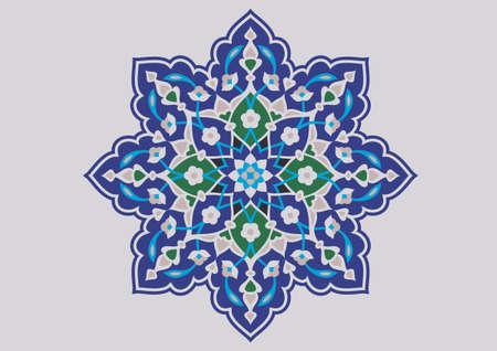 Traditional Arabic Ornament