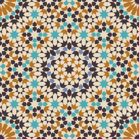 arabisch patroon: Traditionele Marokko Patroon