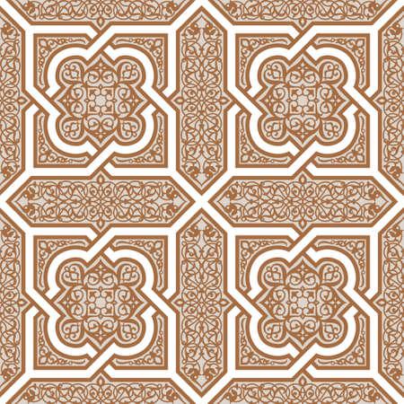marrakech: Traditional Morocco Pattern Illustration