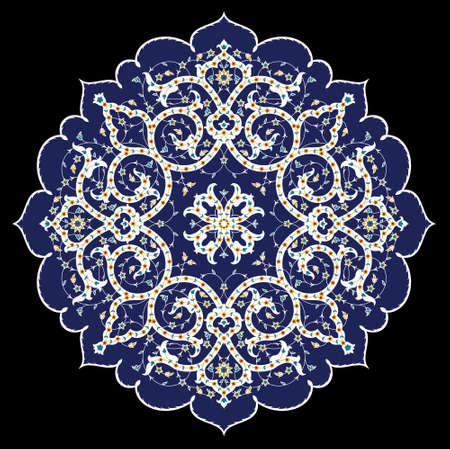 Traditional Arabic Ornament