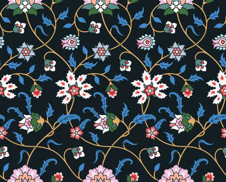ceramica: Patrón árabe tradicional