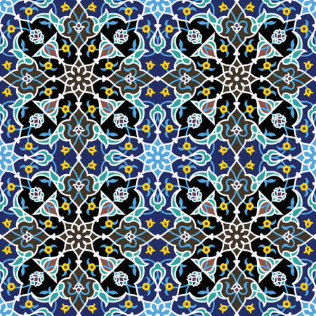 islamic art: Traditional Arabic Pattern