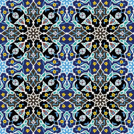 arabisch patroon: Traditionele Arabische Patroon