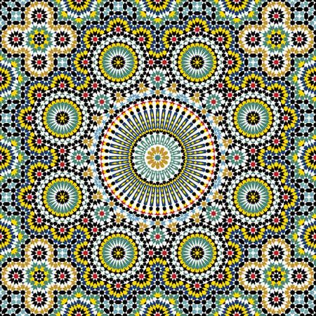 marokko: Traditionele Marokko Patroon