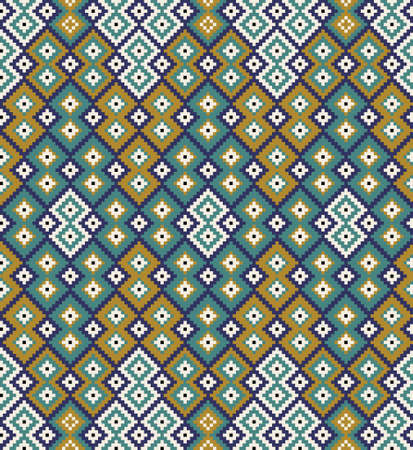 wall tile: Traditional Arabic Design Illustration