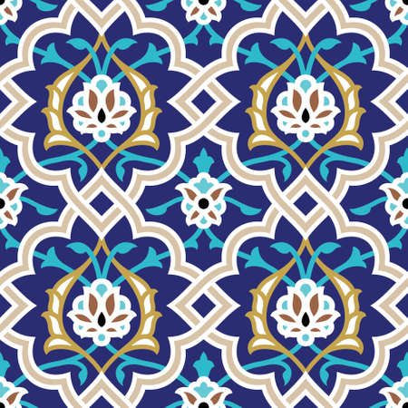 architecture detail: Ardakan Seamless Pattern Four Vectores