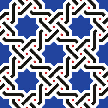 architecture detail: Ardakan Seamless Pattern Dos