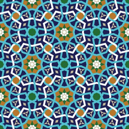 arabisch patroon: Traditionele Arabische Ontwerp