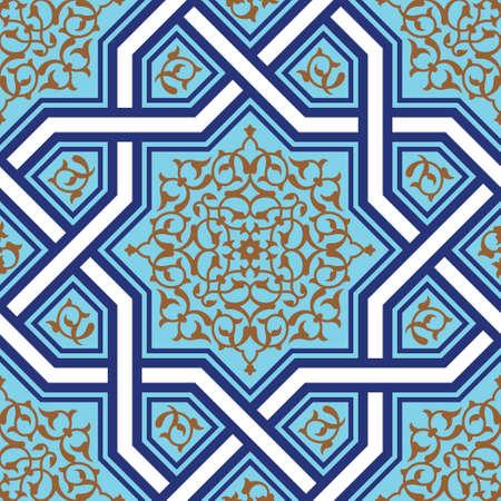 Traditional Arabic Design Illustration