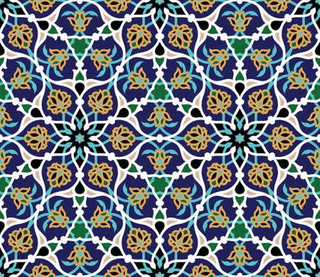 Traditional Arabic Design Ilustração