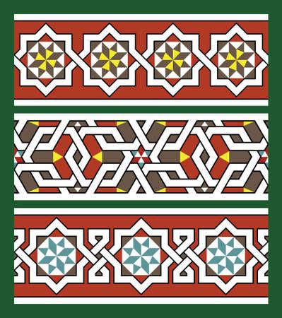 Morocco Borders Stock Vector - 16952887