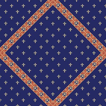 Classic Pattern Stock Vector - 16952889