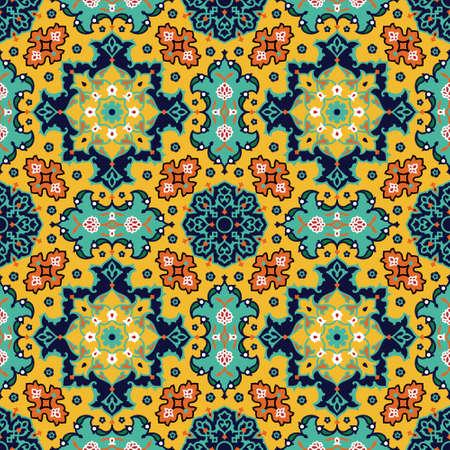 islamic pattern: traditional Arabic Design