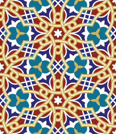 Traditional Arabic Design 矢量图像