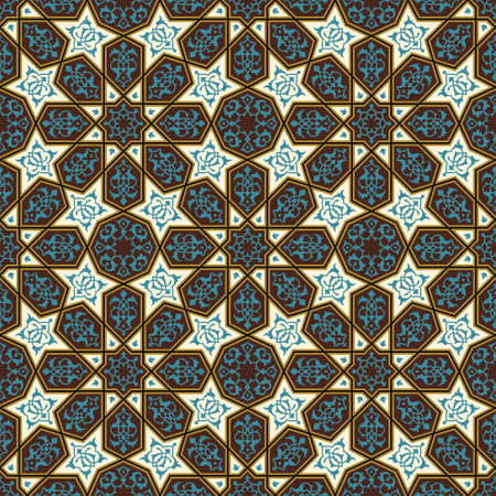 Traditional Arabic Design Vector