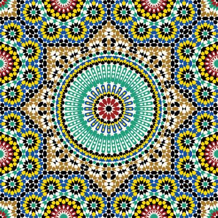 Design arabo tradizionale Archivio Fotografico - 20252560