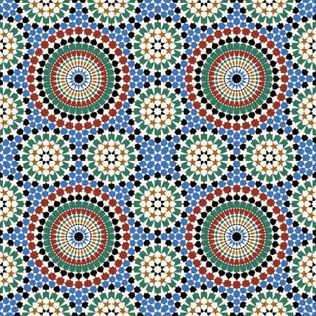 Traditional Arabic Design  イラスト・ベクター素材