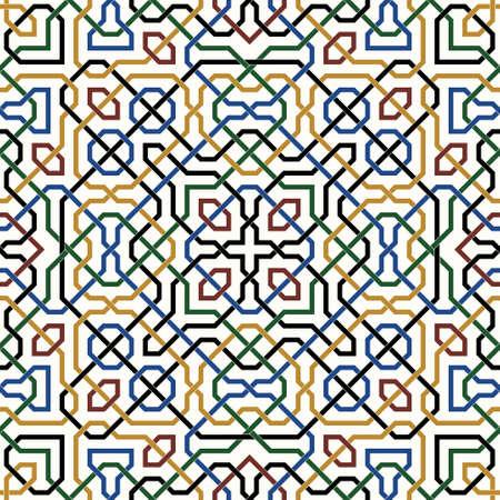 伝統的なムーア パターン