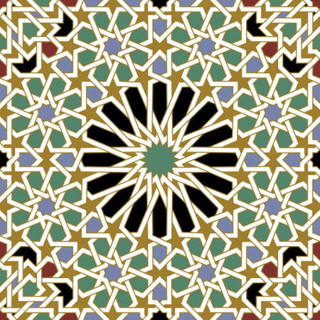 Traditional Arabic Design Çizim