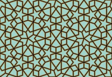 marocchini: Design arabo tradizionale Vettoriali