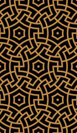 patron islamico: Dise?o ?rabe tradicional Vectores