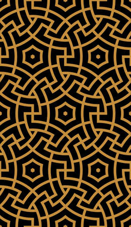 ceramic: Traditional Arabic Design Illustration