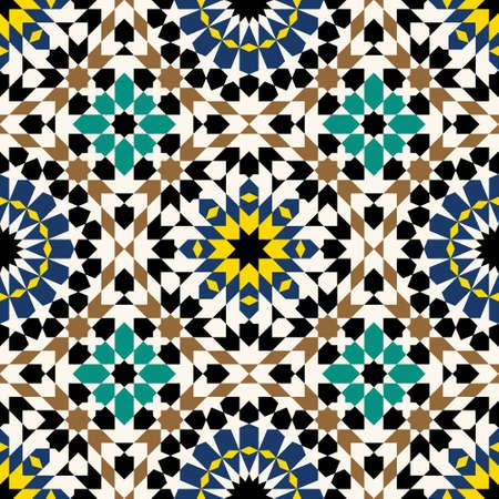 Traditional Arabic Design Stock Vector - 22295676