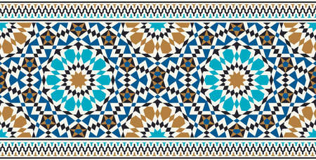 Traditionelles arabisches Design Standard-Bild - 22785315