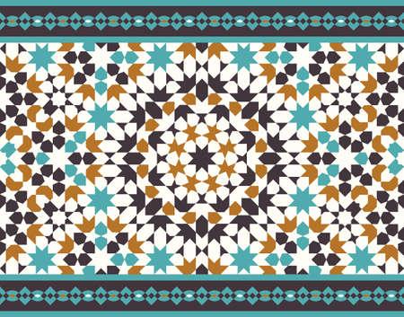 Traditionelles arabisches Design Standard-Bild - 22785319
