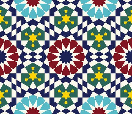 Traditional Arabic Design Ilustrace