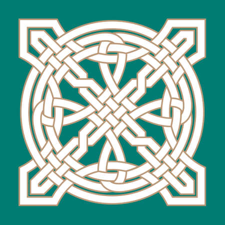 Traditional Celtic Ornament Vector