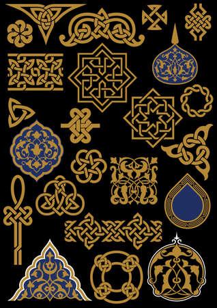 celt: Set of design elements