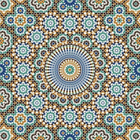 arabesque: Traditional Morocco Design