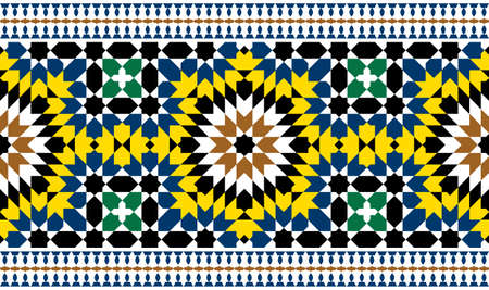 mosaic: Traditional Morocco Design