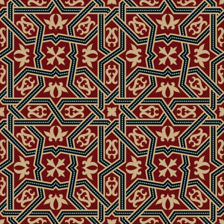 Traditional Arabic Design Pattern