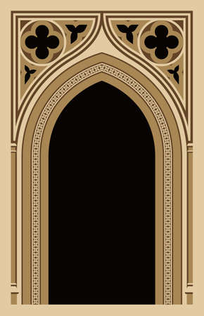 figuration: Traditional Gothic Arch One