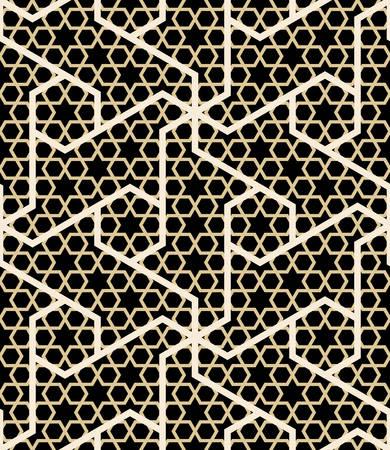 seamless: Arabic Geometric Seamless Pattern