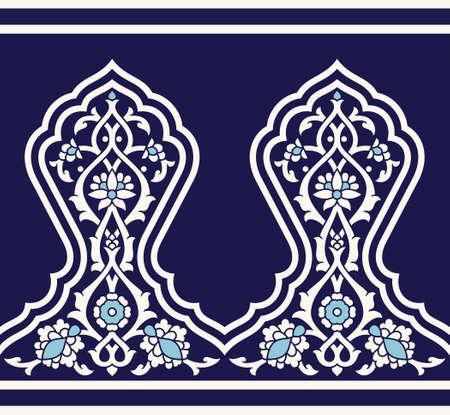 seamless: Uzbekistan Seamless Border Two